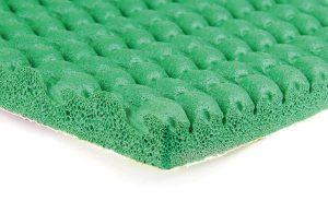 Tredaire Colours Green 125lb Carpet Underlay