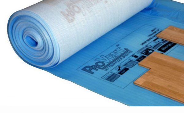 ProVent Flooring Underlay