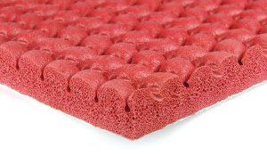 Tredaire Colours Red 135lb Carpet Underlay