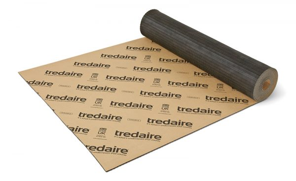 Tredaire King - 0.8 Tog Carpet Underlay