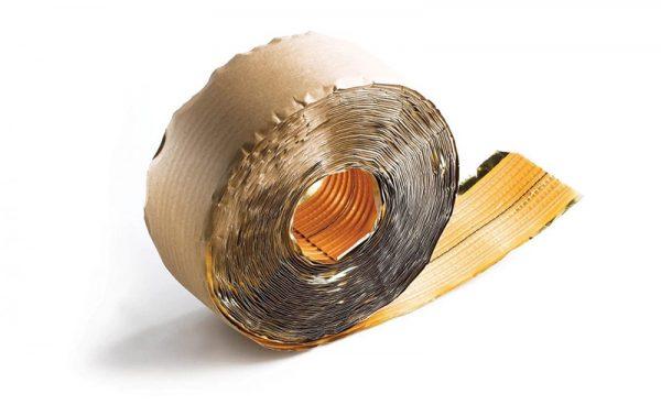 Gold Heat Seaming Tape